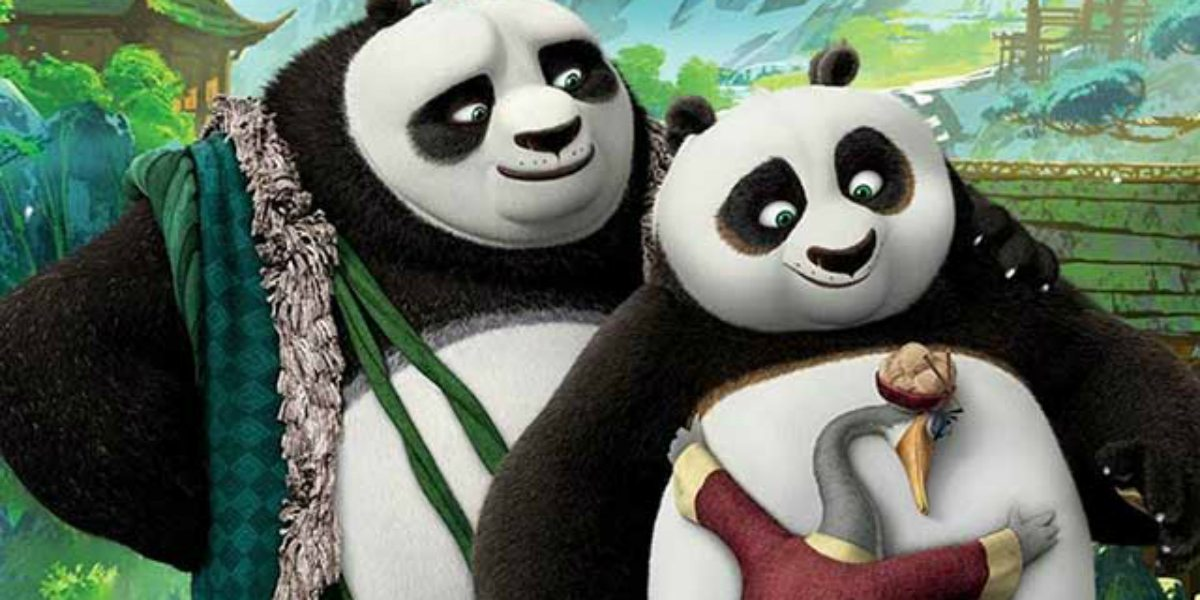 'Kung Fu Panda 3'–Surprise Feels!
